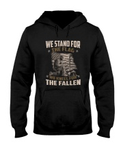 WE STAND FOR THE FLAG - VETERANS US T-SHIRT Hooded Sweatshirt thumbnail