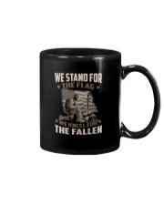WE STAND FOR THE FLAG - VETERANS US T-SHIRT Mug thumbnail