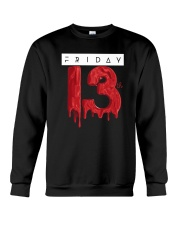 Unlucky Friday the 13th Shirt  Crewneck Sweatshirt thumbnail