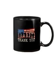 Thank you Veterans T-Shirt Mug thumbnail