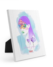 Know Your Power  8x10 Easel-Back Gallery Wrapped Canvas thumbnail