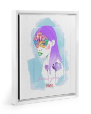 Know Your Power  11x14 White Floating Framed Canvas Prints thumbnail