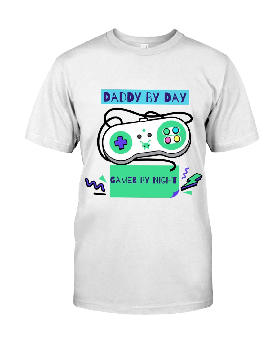 Gamer Dad - Classic Tee Classic T-Shirt