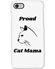 Proud Cat Mama Phone Case thumbnail