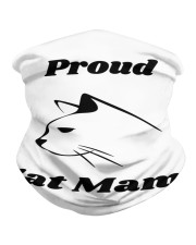 Proud Cat Mama Neck Gaiter thumbnail