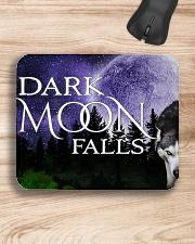 Dark Moon Falls Mousepad Mousepad aos-mousepad-front-lifestyle-1