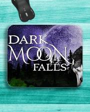 Dark Moon Falls Mousepad Mousepad aos-mousepad-front-lifestyle-5