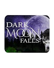 Dark Moon Falls Mousepad Mousepad front