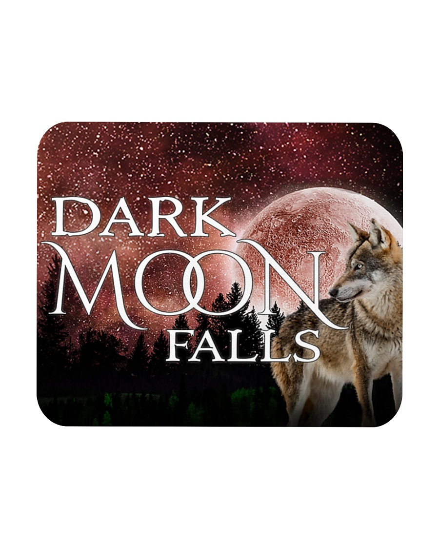 Dark Moon Falls II Mousepad Mousepad