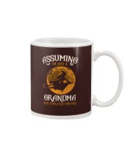 ASSUMING I'M JUST A GRANDMA Mug tile