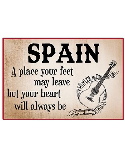 ALWAYS REMEMBER SPAIN