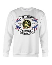 WELDING OPERATION  Crewneck Sweatshirt thumbnail