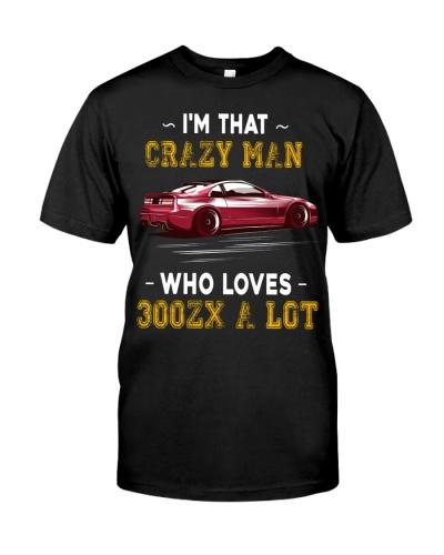CRAZY MAN LOVES 300ZX