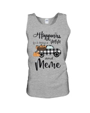 THE HAPPINESS OF MEME Unisex Tank tile
