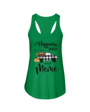 THE HAPPINESS OF MEME Ladies Flowy Tank thumbnail