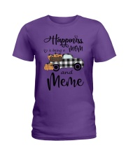 THE HAPPINESS OF MEME Ladies T-Shirt thumbnail