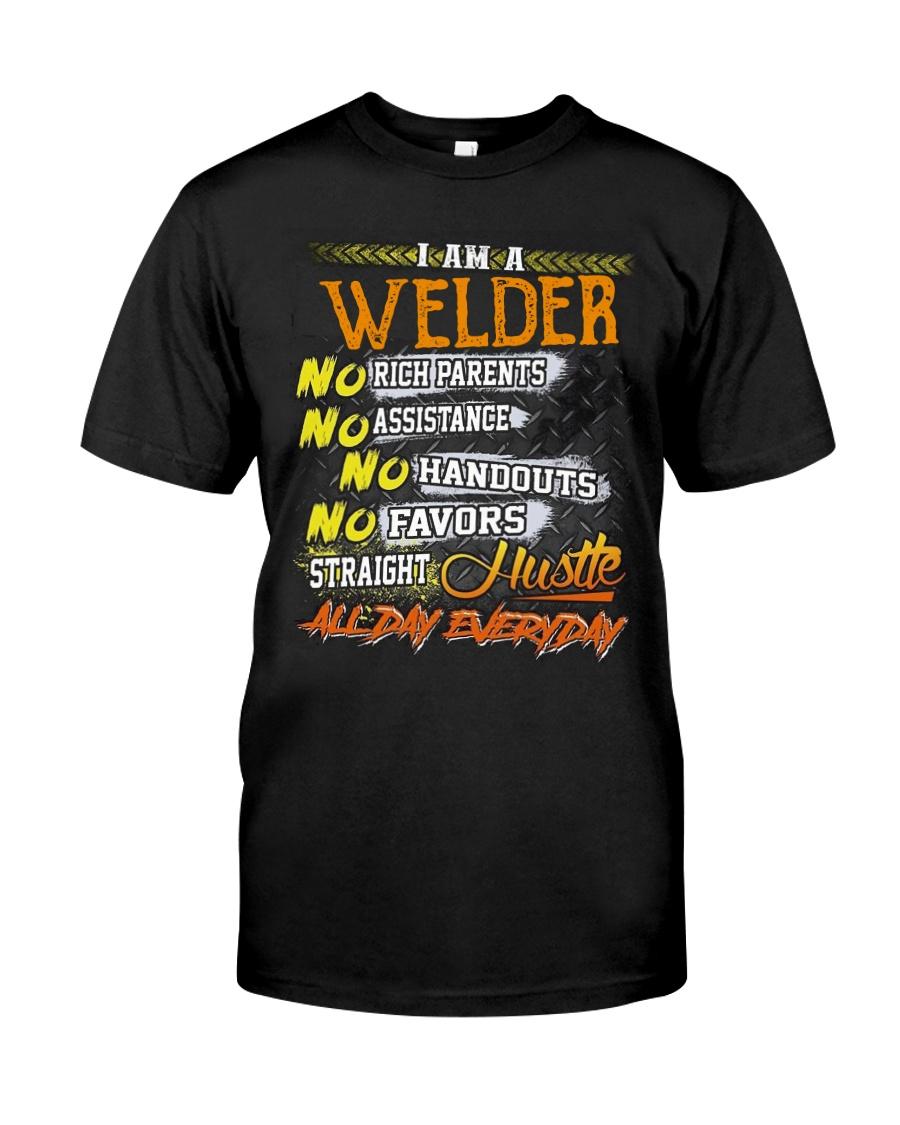 STRAIGHT WELDER  Classic T-Shirt