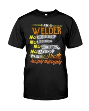 STRAIGHT WELDER  Classic T-Shirt front