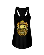 BIRTHDAY GIFT AUGUST 1953 Ladies Flowy Tank thumbnail
