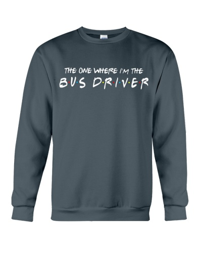 I'M THE BUS DRIVER
