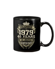 HAPPY BIRTHDAY DECEMBER 1979 Mug thumbnail