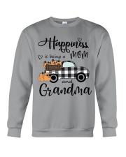 BEING A MOM AND GRANDMA Crewneck Sweatshirt thumbnail