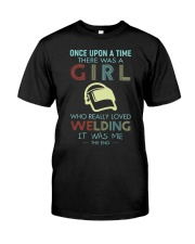 REALLY LOVE WELDING Classic T-Shirt front