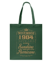 BIRTHDAY GIFT NVB8434 Tote Bag thumbnail