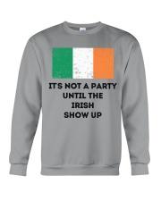 IT'S NOT A PARTY  Crewneck Sweatshirt thumbnail