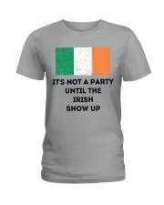 IT'S NOT A PARTY  Ladies T-Shirt thumbnail