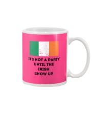 IT'S NOT A PARTY  Mug thumbnail