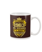 BIRTHDAY GIFT DECEMBER 1963 Mug thumbnail