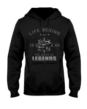 LEGENDS 1969 Hooded Sweatshirt thumbnail