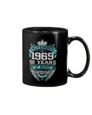 Birthday Gift November1969 Mug thumbnail
