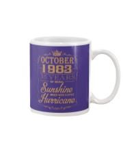 OCTOBER 1983 OF BEING SUNSHINE AND HURRICANE Mug thumbnail