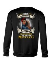 ASSUMING I WAS LIKE MOST WOMEN Crewneck Sweatshirt thumbnail