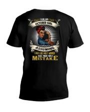 ASSUMING I WAS LIKE MOST WOMEN V-Neck T-Shirt thumbnail