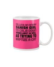 DANISH GIRL Mug thumbnail