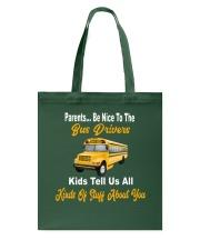BUS DRIVERS Tote Bag thumbnail