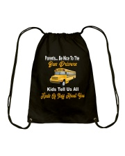 BUS DRIVERS Drawstring Bag thumbnail