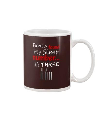 MY SLEEP NUMBER 3 BOTTLES
