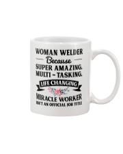 SUPER AMAZING WELDER Mug thumbnail