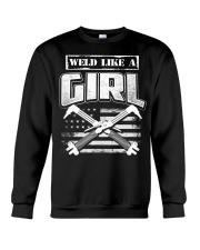 WELD LIKE A GIRL Crewneck Sweatshirt thumbnail