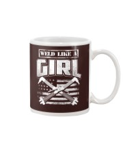 WELD LIKE A GIRL Mug thumbnail
