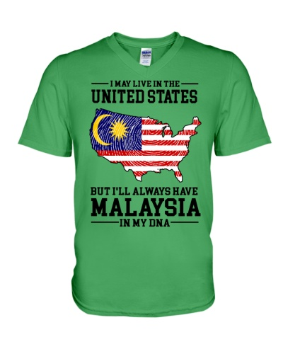 ALWAYS HAVE MALAYSIA IN MY DNA