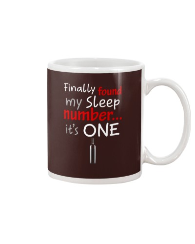 MY SLEEP NUMBER 1 BOTTLE
