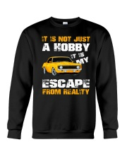 MY ESCAPE FROM REALITY CAMARO VERSION Crewneck Sweatshirt thumbnail