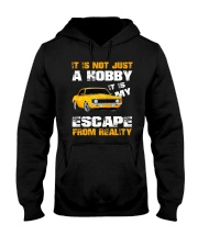 MY ESCAPE FROM REALITY CAMARO VERSION Hooded Sweatshirt thumbnail