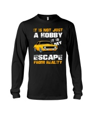 MY ESCAPE FROM REALITY CAMARO VERSION Long Sleeve Tee thumbnail