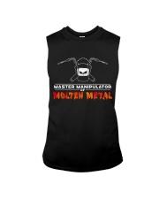 MASTER MANIPULATOR OF MOLTEN METAL Sleeveless Tee thumbnail